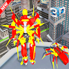 Скачать Spider Robot Sim-Amazing Spider Grand Robot Battle на андроид
