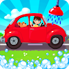 Скачать Amazing Car Wash For Kids FREE на андроид