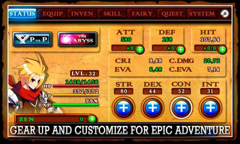 Zenonia 5 Offline APK Latest Version v5 118 Free